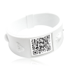 QR Living nature wristband