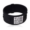 QR Living Strength wristband